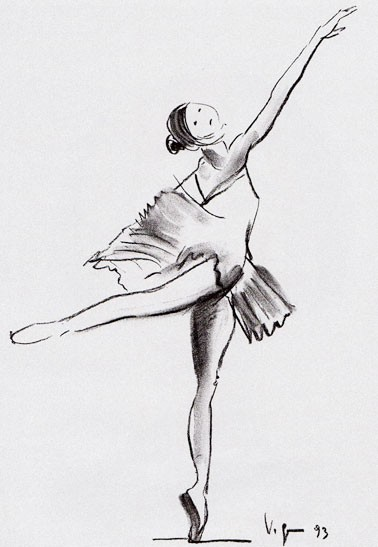 Disegno Di Ballerina Danza Da Colorare 660x847 Jpg Pictures to pin on ...