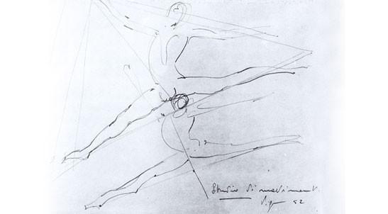 Disegni Di Ballerine Da Disegnare : Ballerina di danza classica disegno: ballerina di danza classica
