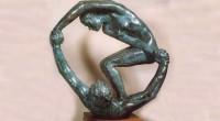 Equilibristi '78 bronzo diam. cm78