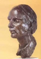 Ritratto d'inglese '74 bronzo