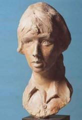 Clizia '77 terracotta h cm46